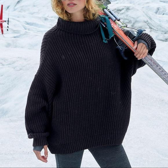 Free People Sweaters Swim Too Deep Pullover Poshmark